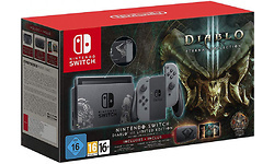 Nintendo Switch Diablo III Limited Edition 32GB Grey