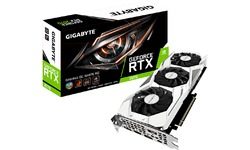 Gigabyte GeForce RTX 2070 Gaming OC White 8GB