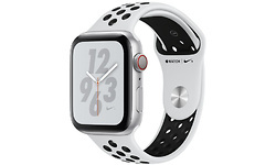 Apple Watch Nike+ 4G 44mm Silver Sport Band Black/Platin