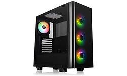 Thermaltake View 21 RGB Plus Edition Window Black