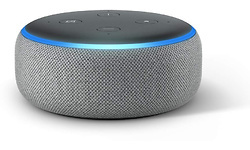 Amazon Echo Dot Gen3 Light Grey