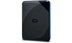 Western Digital Gaming 2TB USB-C Black/Blue