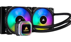 Corsair Hydro Series H100i RGB Pro Platinum