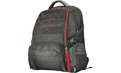 Trust GXT 1250 Hunter 17.3'' Backpack Black/Red