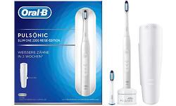 Oral-B Pulsonic Slim One 2200 White
