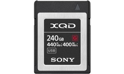 Sony High Speed XQD G 240GB