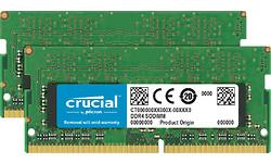 Crucial 32GB DDR4-2400 CL17 kit Sodimm