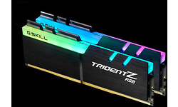 G.Skill Trident Z RGB 32GB DDR4-4000 CL19 kit