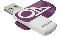 Philips Vivid 64GB Purple