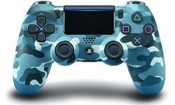Sony DualShock 4 Controller PS4 V2 Blue Camo