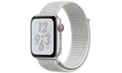 Apple Watch Nike+ 4G Series 4 Silver Sport Loop White