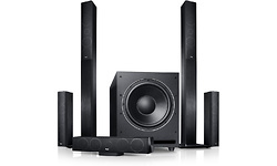 Teufel LT 4 Power XL Edition 5.1-Set M Black
