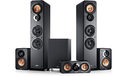 Teufel Ultima 40 Surround 5.1-Set Black