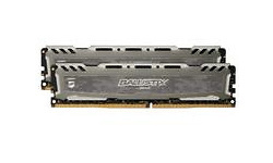 Crucial Ballistix Sport LT Grey 16GB DDR4-3000 CL16 kit