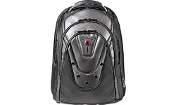 "Swissgear Ibex Black Carbon Backpack 17"" 125th Anniversary"