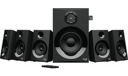 Logitech Z607 5.1 Surround Sound Black