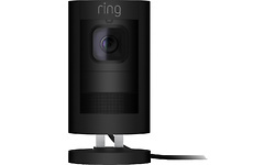 Ring Stick Up Webcam Wired Black