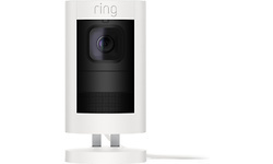 Ring Stick Up Webcam Wired White
