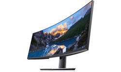 Dell UltraSharp U4919DW Black