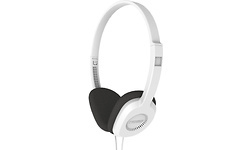 Koss KPH8 On-ear White