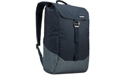 """Thule Lithos Backpack 15"""" Carbon Blue"""