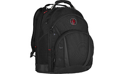 "Swissgear Synergy 16"" Backpack Ballistic Black"