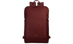 "Tucano Flat Backpack 13"" Burgundy"