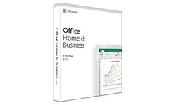Microsoft Office Home & Business 2019 1-user