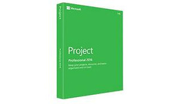 Microsoft Project Professional 2016 (NL)