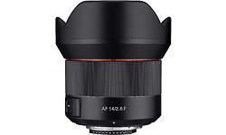 Samyang 14mm f/2.8 AF Nikon F
