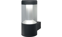 Osram Smart+ Outdoor Wall Lantern Multicolor Black