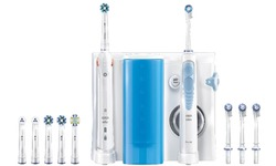 Oral-B Smart 5000 OxyJet White/Blue