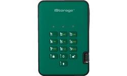 iStorage diskAshur 2 SSD 1TB Green