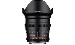 Samyang 20mm f/1.9 ED AS UMC VDSLR Sony E