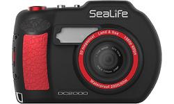 SeaLife DC2000 Kit Black/Red