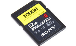 Sony Pro Tough SDXC UHS-II U3 32GB