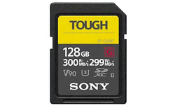 Sony Pro Tough SDXC UHS-II U3 128GB