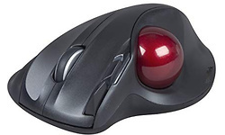 Speedlink Aptico Wireless Trackball Mouse Black
