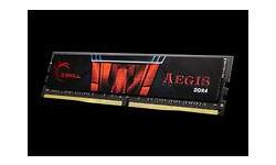 G.Skill Aegis 16GB DDR4-2666 CL19