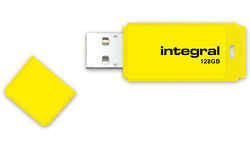 Integral Neon 128GB Yellow