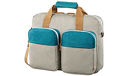 Hama Florence II 15.6'' Briefcase Blue/Grey