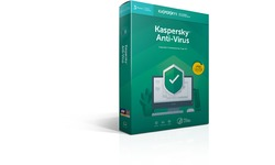 Kaspersky Anti-Virus Slim 3-devices 1-year