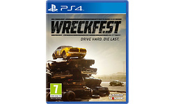 Wreckfest (PlayStation 4)