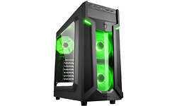 Sharkoon VG6-W Window Green