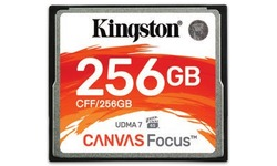 Kingston Canvas Focus Compact 256GB