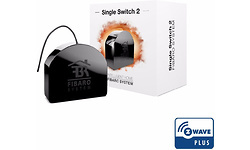 Fibaro Single Switch 2 Black