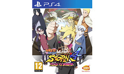 Naruto Shippuden Ultimate Ninja Storm 4 Road To Boruto (PlayStation 4)