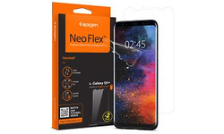 Spigen Samsung Galaxy S9 Plus Screenprotector Neo Flex HD 2-pack