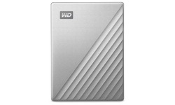 Western Digital My Passport Ultra Mac 4TB Silver