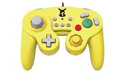 Hori Nintendo Switch Controller Smash Bros Gamepad Pikachu